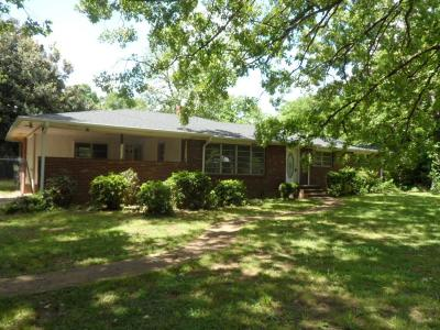 Anderson Single Family Home For Sale: 3606 S Main Extension
