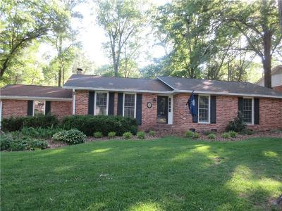 Belton Single Family Home Contract-Take Back-Ups: 307 Palmetto Parkway