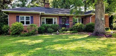 Anderson Single Family Home For Sale: 317 Spring Park Drive