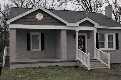 Anderson Single Family Home For Sale: 2105 Marchbanks Avenue