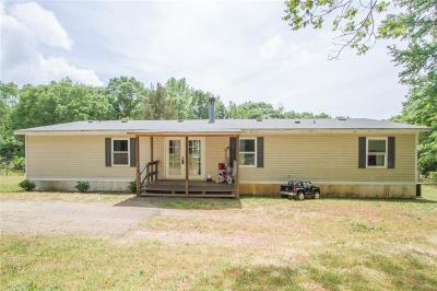 Mobile Home For Sale: 1014 Harris Road