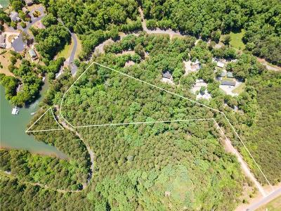 Townville, Seneca Residential Lots & Land For Sale: Lot 149 Harbor Point/Harbor Ridge Rd