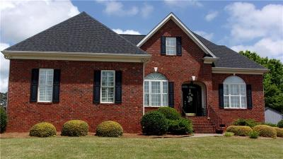 Pickens Single Family Home For Sale: 102 Club Ridge Drive