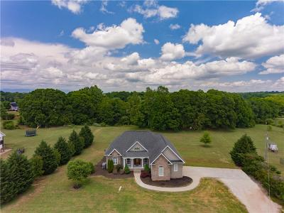 West Union Single Family Home For Sale: 349 Winstead Road