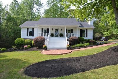 Pickens County Single Family Home For Sale: 122 Thalia Lane