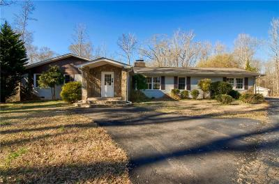 Single Family Home For Sale: 510 Return Church Road