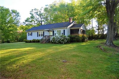 Pickens Single Family Home For Sale: 129 Garner Road