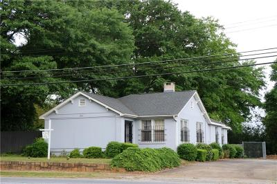 Anderson Commercial For Sale: 221 E Shockley Ferry Road