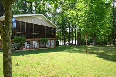 Lavonia Mobile Home For Sale: 568 Knottywood Drive