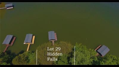 Residential Lots & Land For Sale: Lot 29 Hidden Falls