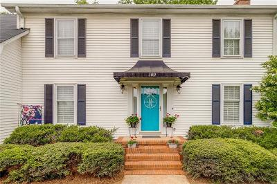 Greenville County Single Family Home For Sale: 100 Devenridge Court