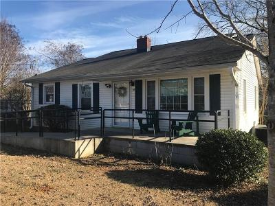 Pickens Single Family Home For Sale: 411 Johnson Street