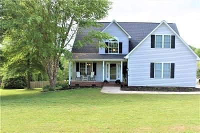 Anderson Single Family Home For Sale: 103 Lyndhurst Drive