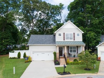 Greenville County Single Family Home For Sale: 109 Ragon Lane
