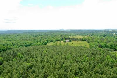Mountain Rest Residential Lots & Land For Sale: 00 Cassidy Bridge Road