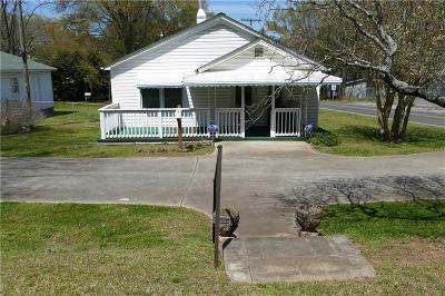 Anderson SC Single Family Home Contract-Take Back-Ups: $64,900