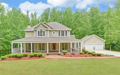 Oconee County Single Family Home For Sale: 143 Cooper Road