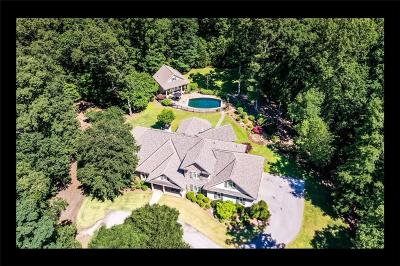 Oconee County, Pickens County Single Family Home For Sale: 120 Waterford Farms Lane