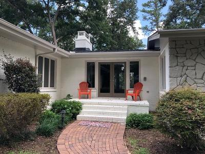 Clemson Single Family Home For Sale: 112 Hazelwood Drive