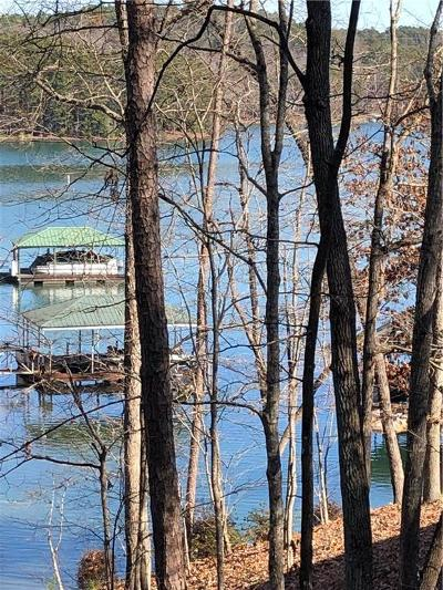 Oconee County, Pickens County Residential Lots & Land For Sale: 412 E Waterside Drive