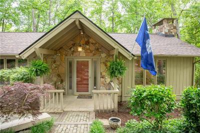 Keowee Key Single Family Home For Sale: 3 Rudder Court