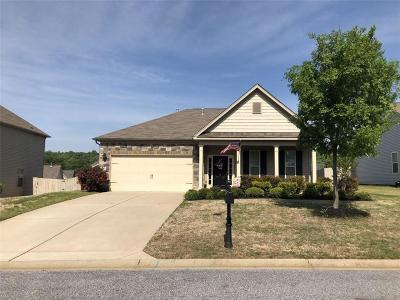 Easley Single Family Home For Sale: 6 Harwick Court