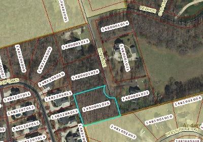 Anderson Residential Lots & Land For Sale: 1803 Lynn Avenue