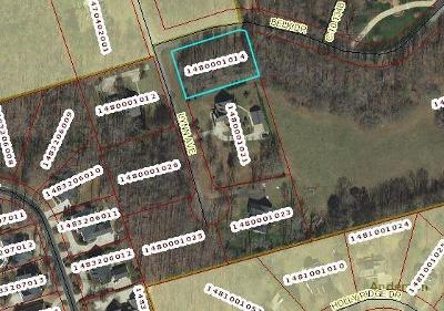Anderson Residential Lots & Land For Sale: 1816 Lynn Avenue