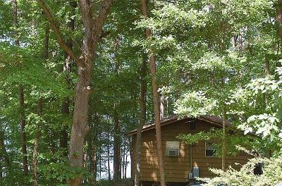 Hart County, Franklin County, Stephens County Single Family Home For Sale: 488 Lakeside Trail