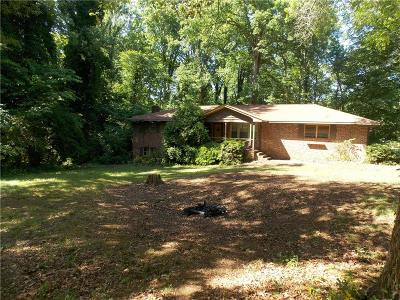 Anderson County Single Family Home For Sale: 411 Ponce De Leon Drive