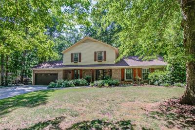 Greenville County Single Family Home For Sale: 106 Blackgum Court