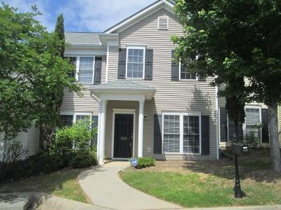 Pendleton Townhouse For Sale: 122 Heritage Place Drive
