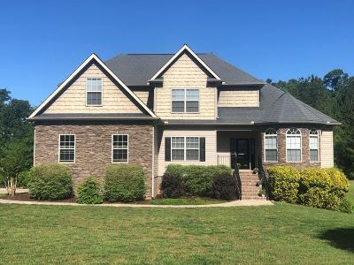 Pickens County Single Family Home For Sale: 111 Silver Crest Drive