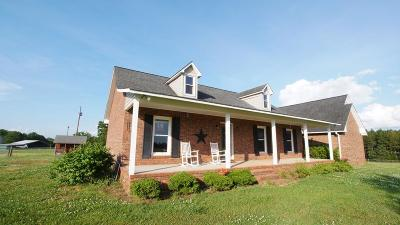 Abbeville County Single Family Home For Sale: 1247 Mt Lebanon Road