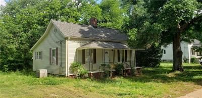 Piedmont Single Family Home For Sale: 501 Iler Street