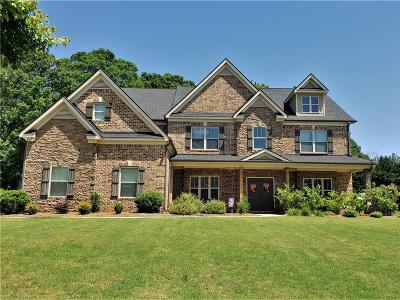 Anderson County Single Family Home Contract-Take Back-Ups: 1022 Shoal Creek Way