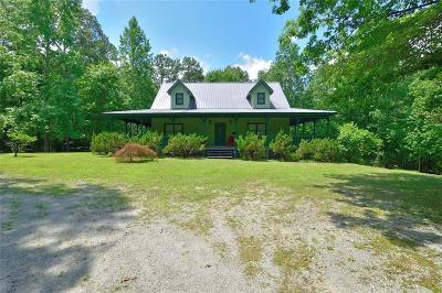 Salem Single Family Home For Sale: 120 Patterson Ridge Road