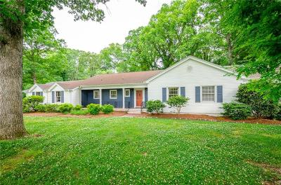 Anderson County Single Family Home For Sale: 107 Blair Road