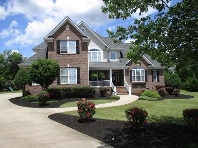Easley Single Family Home For Sale: 104 Bent Willow Way