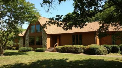 Abbeville County Single Family Home For Sale: 140 Loftis Rd Road