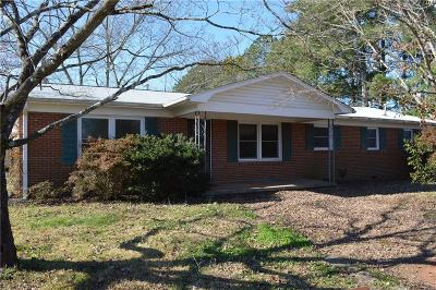 Pickens County Single Family Home For Sale: 213 Morris Street