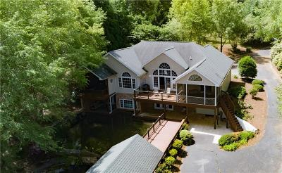 Oconee County Single Family Home For Sale: 200 Fairview Cove Road