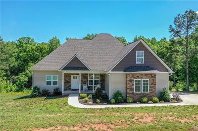Clemson, Central Single Family Home For Sale: 17 Puckett Mill Way