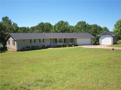Townville Single Family Home For Sale: 428 Broyles Point Road