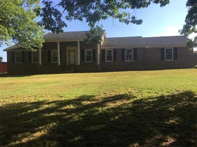Single Family Home For Sale: 204 Burris Road