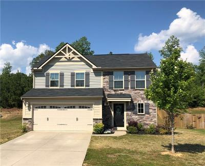 Pickens County Single Family Home For Sale: 109 Creekside Way
