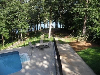 Anderson County, Oconee County, Pickens County Single Family Home For Sale: 108 Johnson Trail