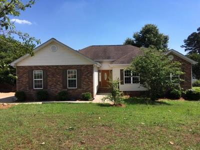Anderson Single Family Home For Sale: 1008 Ladys Lane