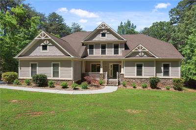 Single Family Home For Sale: 105 Chapelwood Drive