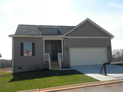 Anderson County Single Family Home For Sale: 211 Crooked Cedar Way Way